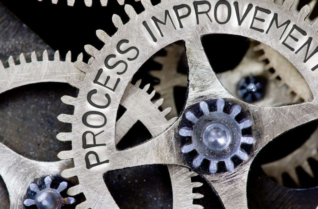 What is the relation between OEE definitions and improvement?