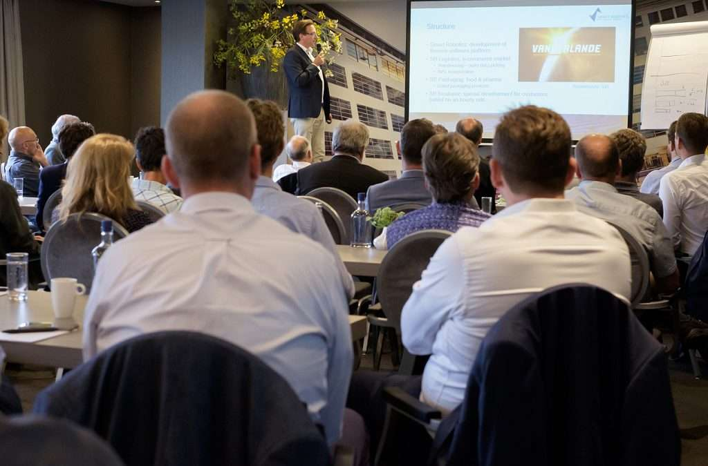 Industry 4.0 Roadshow Successful 1st edition