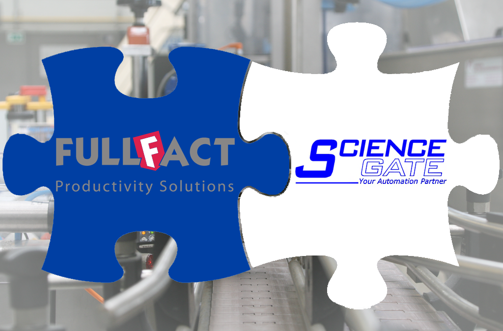 FullFact welcomes Sciengate Automation as a new business partner