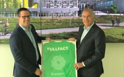 FullFact moved to Brainport Industries Campus on September 27th