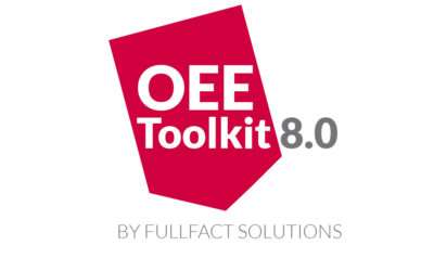 A connected and improved factory with OEE Toolkit 8