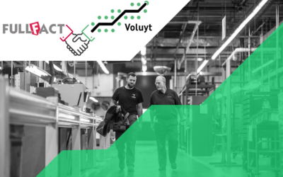 Continuous improvement improved – with Voluyt & FullFact